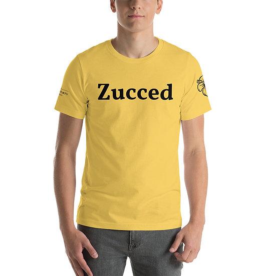 THE ZUCCED! Short-Sleeve Unisex T-Shirt