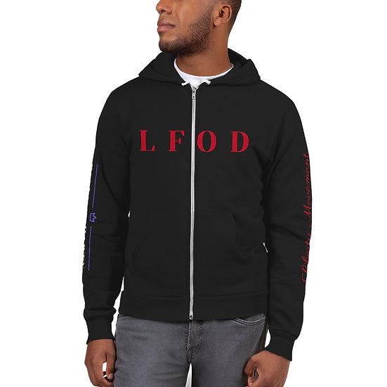 LFOD, Liberty Movement, BLP, Hoodie sweater
