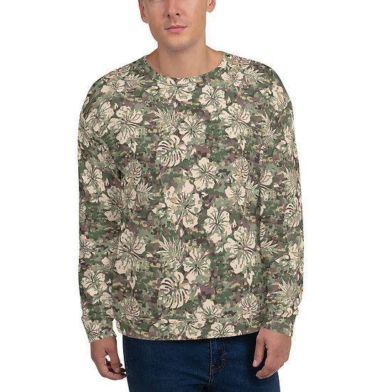 BLP Camo Unisex Sweatshirt