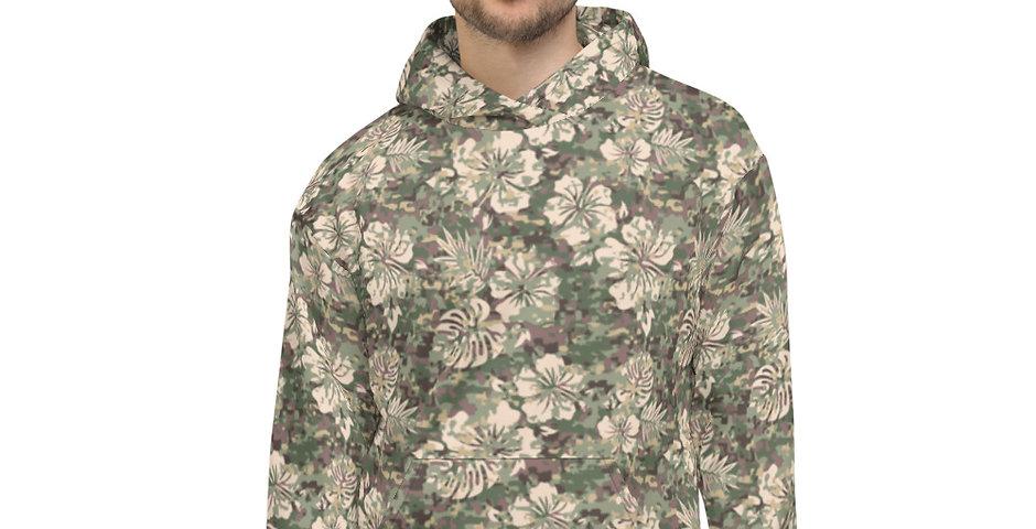 Official FlowerBoi Camo Unisex Hoodie