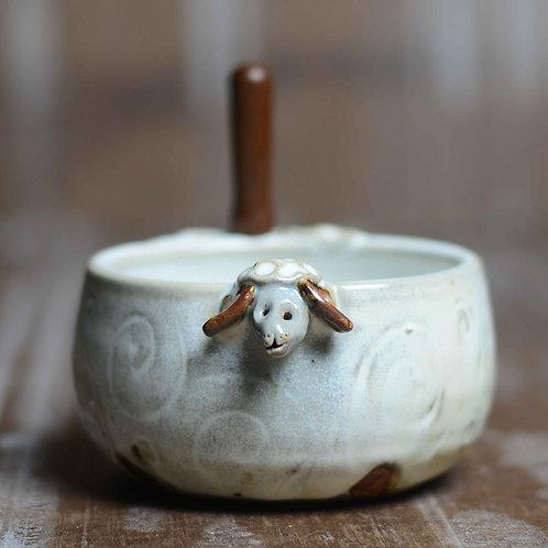 Sheep Dip Bowl
