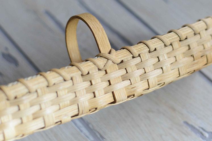 Cracker Basket: Color- Natural