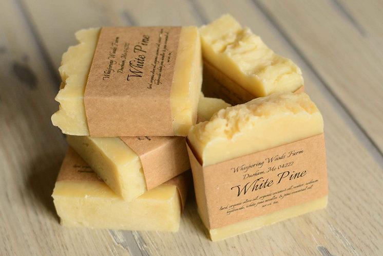 White Pine Bar Soap (Set of 2)