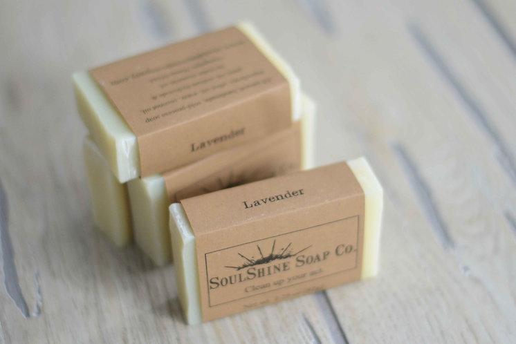 Lavender Bar Soap (Packof 2)