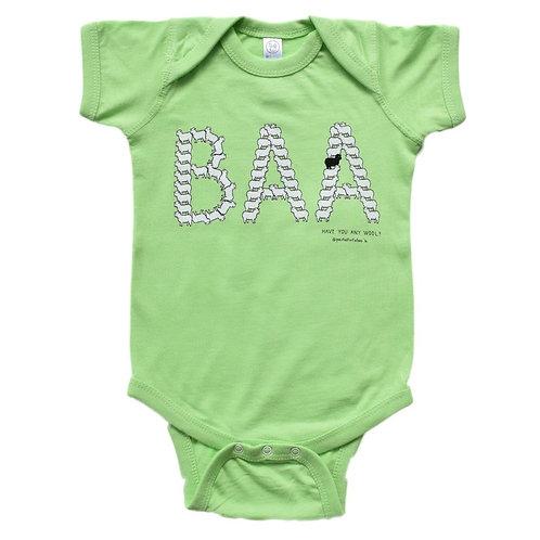 BAA Sheep Infant Bodysuit