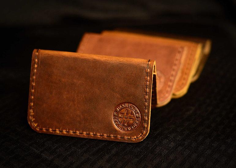 The Kennebunk Minimalist Wallet (Multiple Colors)
