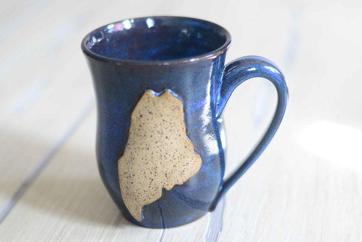 Indigo Maine Mug