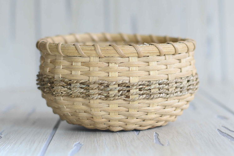 Jeanne's Bowl Basket