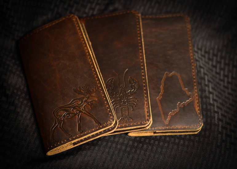 The Signature Series Traveler's Notebook (Amer. Bison - Multiple Brands)