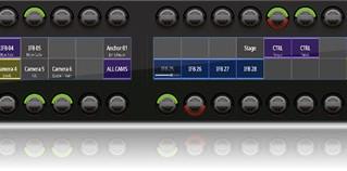 Инновационнционная панель связи  в линейке Smart Panel компании Riedel