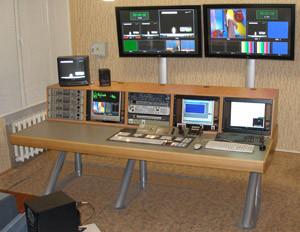 Проектирование, монтаж и ввод в эксплуатацию новостного АСК ГТРК «Орёл»