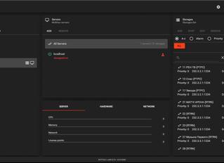 Новый функционал Stream MultiRec Web-interface
