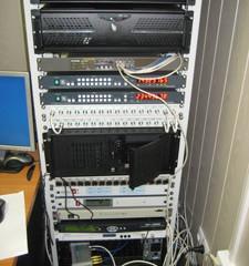 Проектирование, поставка и монтаж комплекса съемочного, монтажного и вещательного ТВ оборудования дл