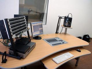 Построение студии внутреннего вещания на нефтезаводе ТНК-ВР, г. Рязань