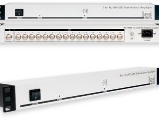 Компания «ЛЭС-ТВ» выпустили новый DS-116HD-REL