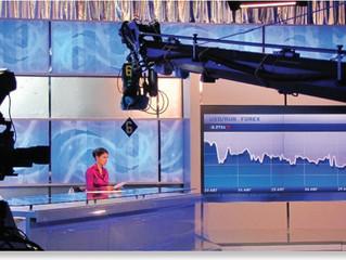 Новый безленточный производственный комплекс «РБК-ТВ»