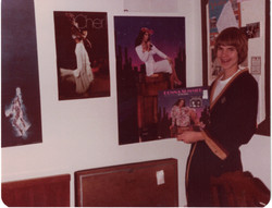 Denn and Donna Summer Poster