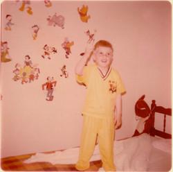 The 4-Year-Old Disney Nerd
