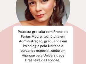 PALESTRA PROCESSOS DE RECRUTAMENTO E SELEÇÃO