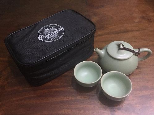 Tea Set with bag