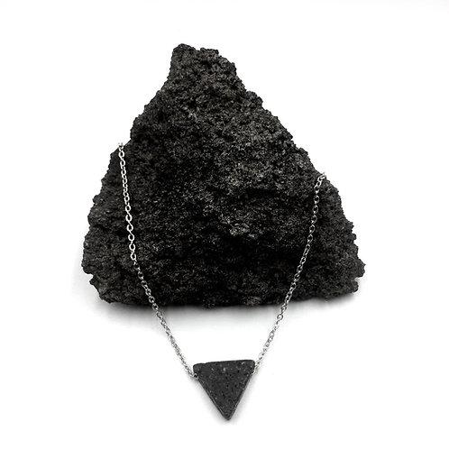 Lava Stone Necklace Diffuser