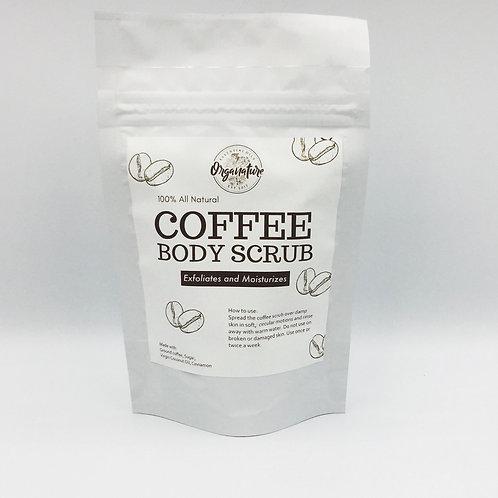 Travel Size Coffee Scrub