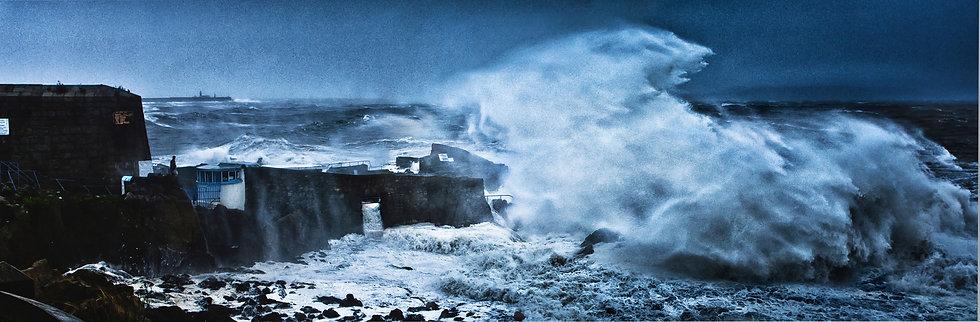 Forty Foot, Tsunami, Dublin Bay