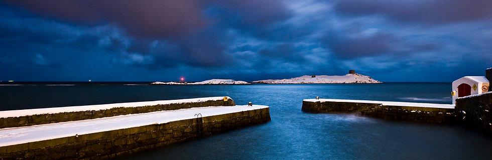 Dalkey Island Winter Solstice, Dalkey, Dublin.