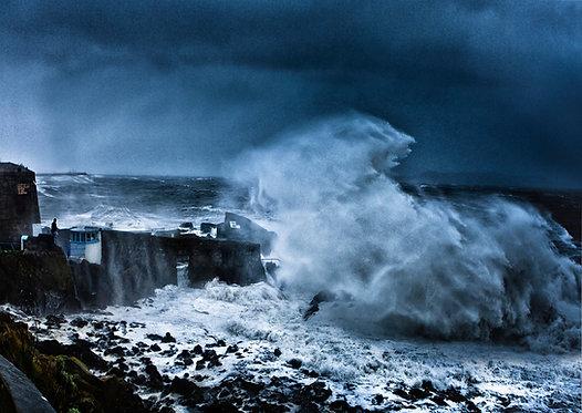 Forty Foot Tsunami, Sandycove, Dublin