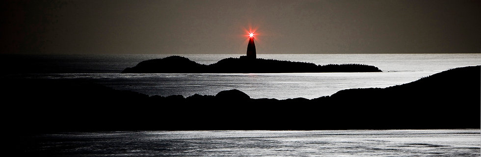 Muglins Red, Dalkey Island, Dublin Bay