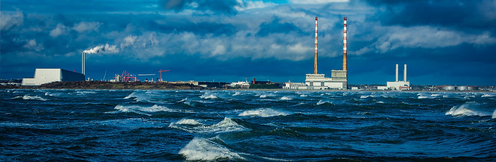 Poolbeg, Dublin Bay