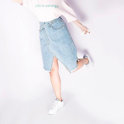 A-Line Demin Skirt