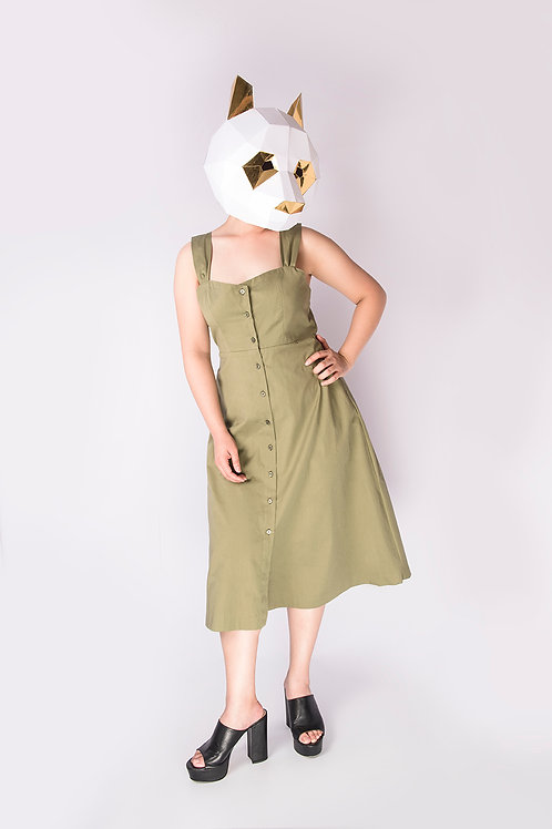 One Piece Classic Dress