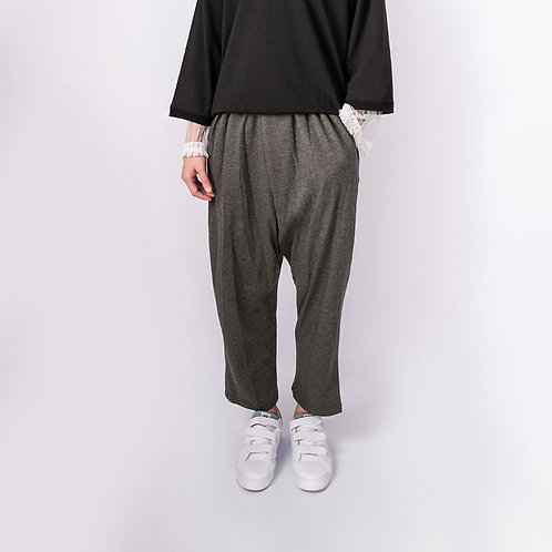 Soft Cotton Korean Harem Pants