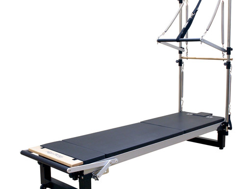 Have you ever tried Pilates using equipment such as the Reformer?