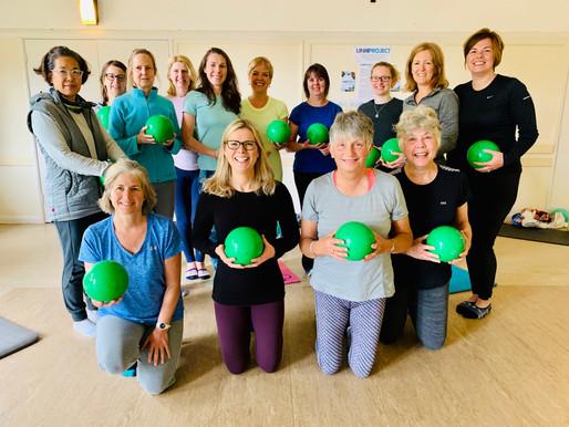 TWFF Magic Green Ball Movement & Release Workshop