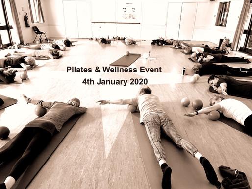 Pilates & Wellness Morning Workshop