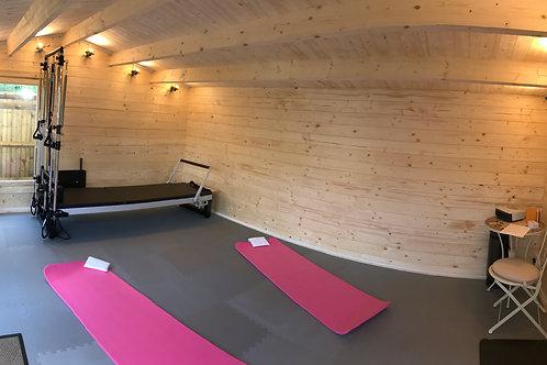 Private Studio 1:1 Pilates - 6 classes