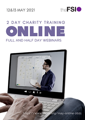 FSI Online Training in May poster.png