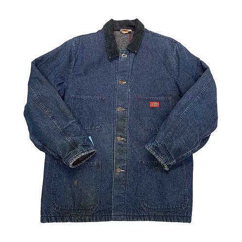 '90s Dickies Blanket Lined Chore Jacket