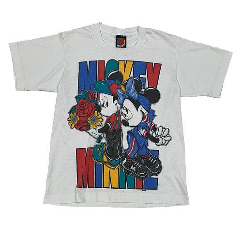 '90s Mickey & Minnie Tee