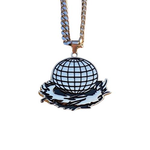 N.E.S.T. Chain & Pendant