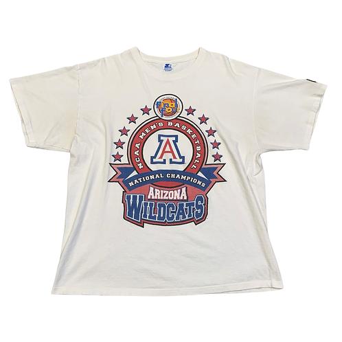 '97 Arizona Wildcats Final Four Tee