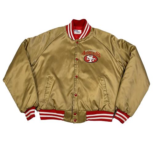 '90s San Francisco Chalk Line Jacket