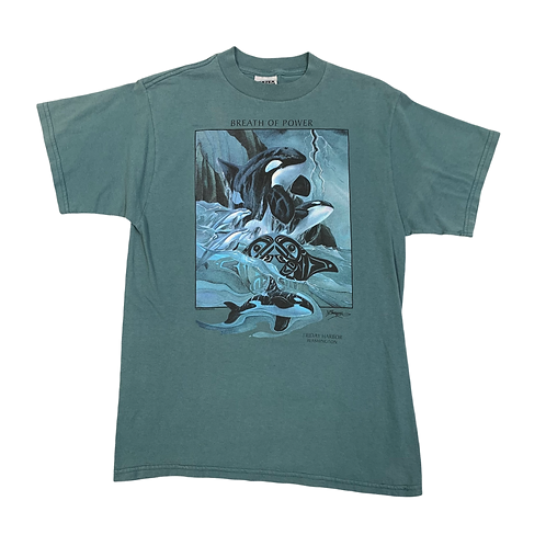 '90s Orca Whale Tee