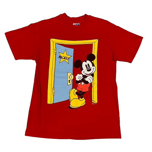 '90s Mickey Mouse Doorway Tee