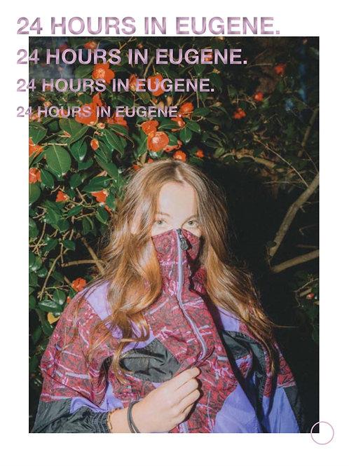 24 Hours in Eugene Look Book