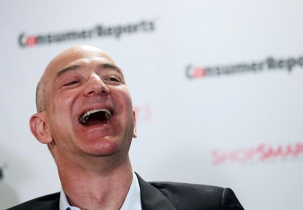CEO da Amazon, Jeff Bezos