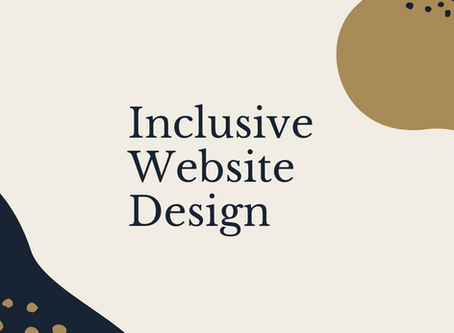 6 Principles of Inclusive Website Design