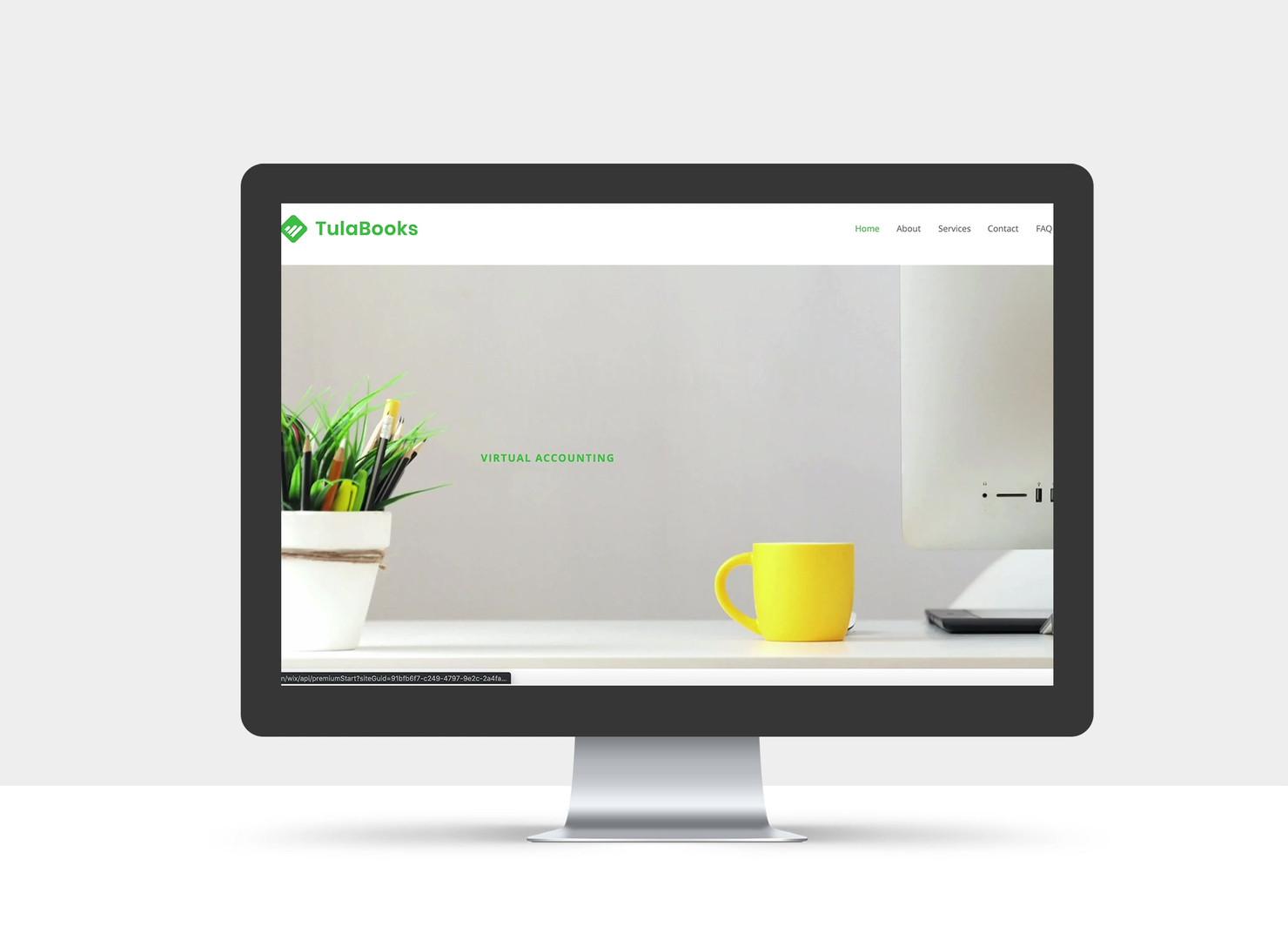 TulaBooks website